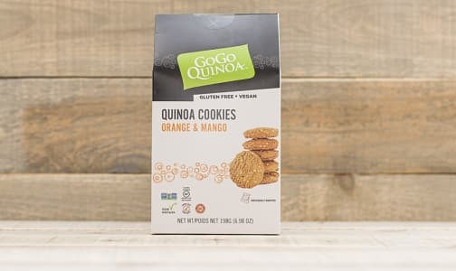 Orange & Mango Cookies- Code#: SN8180