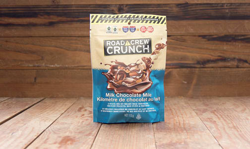 Milk Chocolate Mile - Made with GF Ingredients- Code#: SN8231