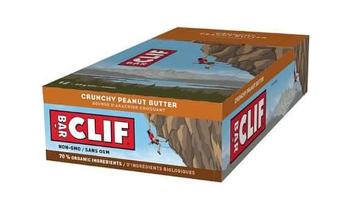 Peanut Butter Energy Bar - CASE- Code#: SN824-CS