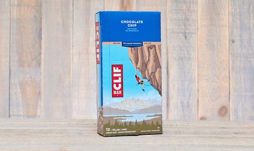 Chocolate Chip Energy Bar - CASE- Code#: SN826-CS