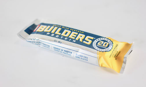 Vanilla Almond Builder's Bar- Code#: SN830