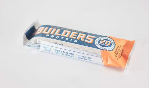 Crunchy Peanut Butter Builder's Bar- Code#: SN832