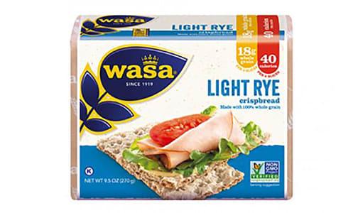 Light Rye Crispbread- Code#: SN8430