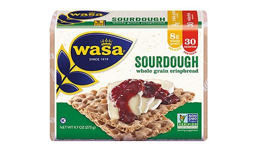 Sourdough Rye Crispbread- Code#: SN8432