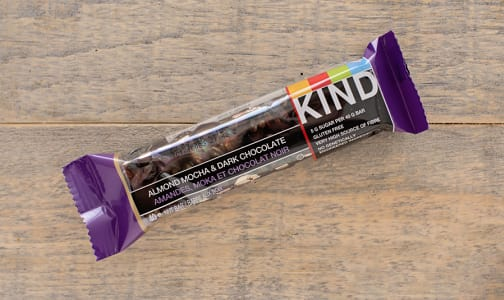 Dark Chocolate Mocha Almond Bar- Code#: SN8690