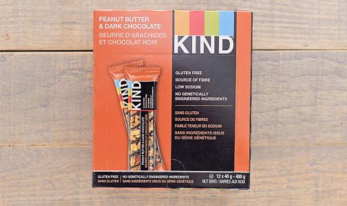Peanut Butter Dark Chocolate Bar - CASE- Code#: SN879-CS