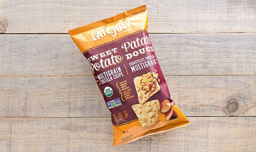 Organic Sweet Potato Multigrain Chips- Code#: SN888