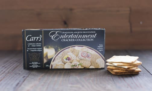 Assorted Biscuits for Cheese- Code#: SN951