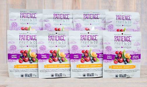 Organic Fruit Blend Bursting - CASE- Code#: SN9550-CS