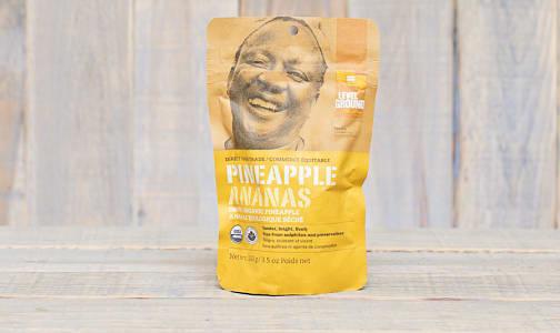 Organic Dried Pineapple- Code#: SN956