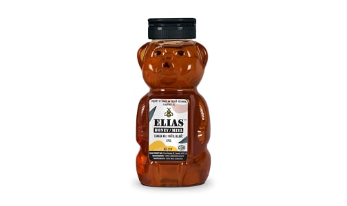 Canada No.1 White Liquid Honey in Bear Bottle- Code#: SP0017
