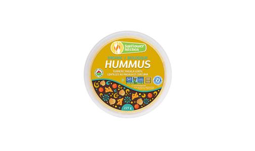 Organic Hummus - Turmeric Masala- Code#: SP0020
