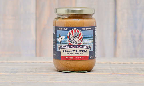 Smooth Peanut Butter - Fresh Roast- Code#: SP0029
