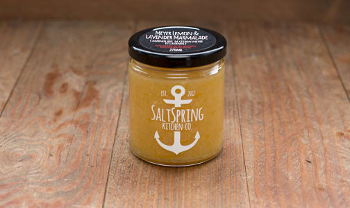 Meyer Lemon & Lavender Marmalade- Code#: SP0031