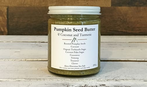 Pumpkin Seed Butter- Code#: SP003