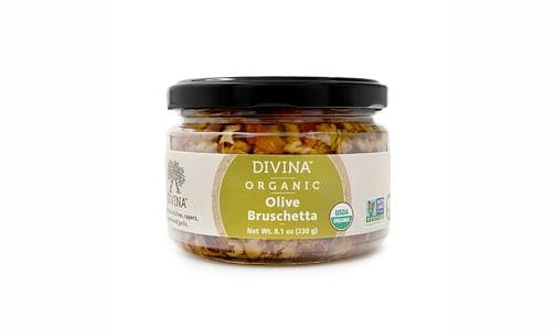 Organic Olive Bruschetta- Code#: SP0040