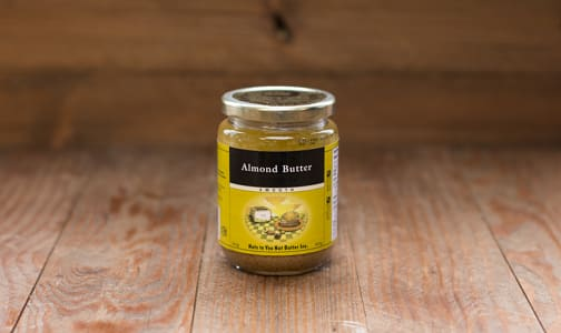 Smooth Almond Butter- Code#: SP0054