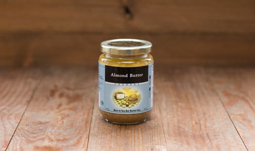 Crunchy Almond Butter- Code#: SP0055
