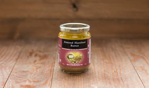 Almond Hazelnut Butter- Code#: SP0056
