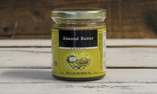 Smooth Almond Butter- Code#: SP0058