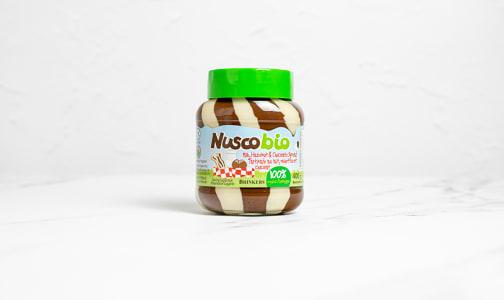 Organic Hazelnut & Milk Duo Choco- Code#: SP0070