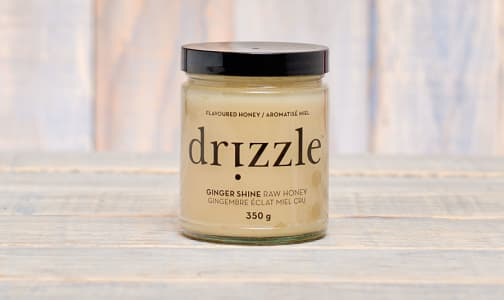 Ginger Shine Raw Honey- Code#: SP0077
