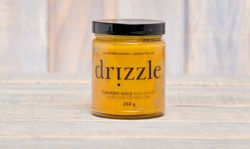 Turmeric Gold Raw Honey- Code#: SP0078