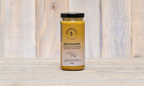 Bee Powered Raw Honey- Code#: SP0087