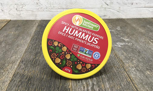 Hummus Spicy- Code#: SP0088