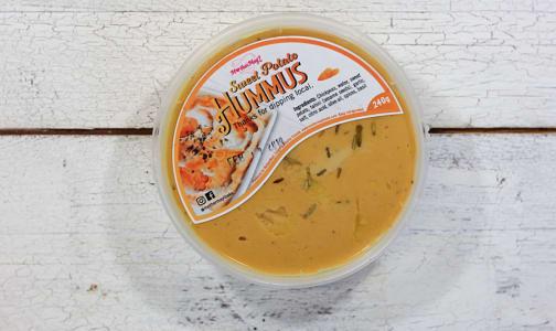 Sweet Potato Hummus- Code#: SP0125