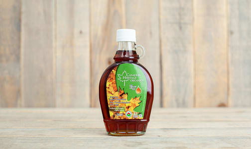 Organic Maple Syrup - #2 Amber, Grade A, Dark- Code#: SP0138
