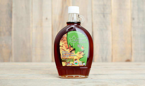 Organic Maple Syrup - #3 Dark, Grade A, Very Dark- Code#: SP0139