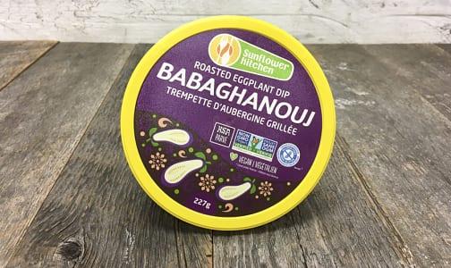 Babaghanouj - Middle Eastern Eggplant Dip- Code#: SP013
