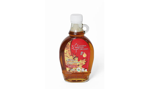 Organic Maple Syrup - #1 Med, Grade A, Amber- Code#: SP0141
