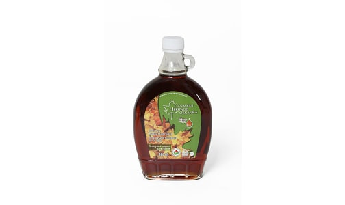Organic Maple Syrup - Grade A, Dark, Robust Taste- Code#: SP0146