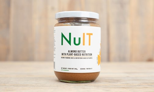 Almond Butter - Original, Jar- Code#: SP0149