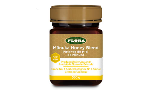 Mãnuka Honey Blend - MGO 30+- Code#: SP0152