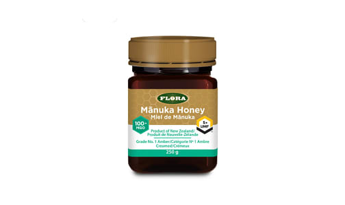 Mãnuka Honey - MGO 100+/5+ UMF- Code#: SP0153