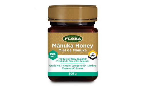 Mãnuka Honey - MGO 100+/5+ UMF- Code#: SP0154