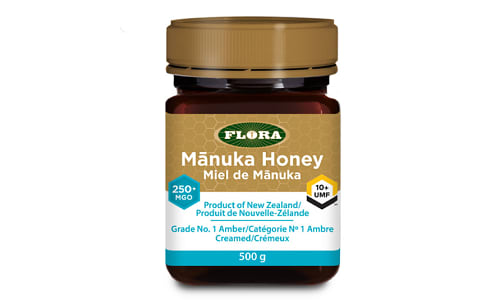 Mãnuka Honey - MGO 250+/10+ UMG- Code#: SP0157