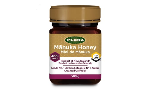 Mãnuka Honey - MGO 400+/12+UMF- Code#: SP0159