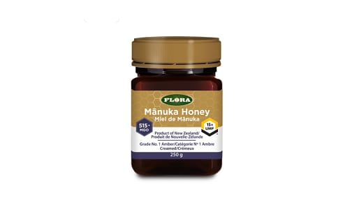 Mãnuka Honey - MGO 515+/15+ UMF- Code#: SP0161