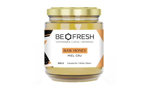 Raw Clover Honey- Code#: SP0165