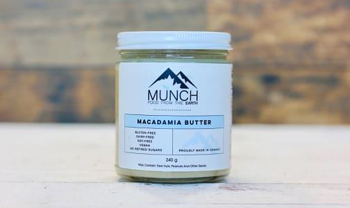 Macadamia Butter- Code#: SP0179