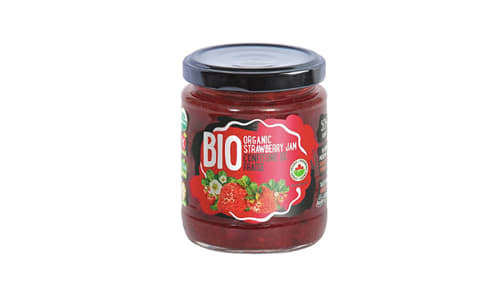 Organic Strawberry Jam- Code#: SP0181