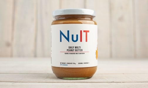 Nutrient Enhanced Peanut Butter- Code#: SP0212