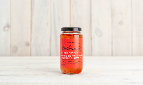 Hot Red Pepper Jelly- Code#: SP0267