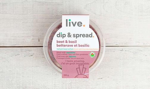 Beet Basil Spread- Code#: SP0277