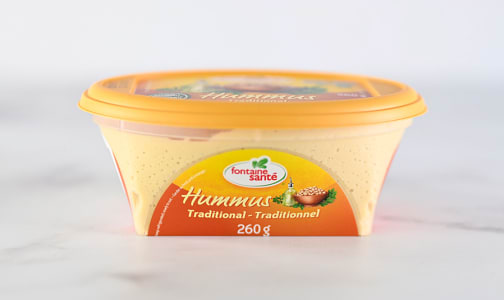 Hummus - Traditional- Code#: SP0290