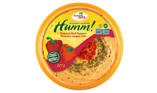 Humm! Roasted Red Pepper- Code#: SP0293